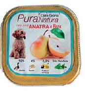 Pura Natura - Anatra Pere. 150gr