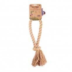 Becothings - Gioco corda naturale Jungle Anello Small 23 cm
