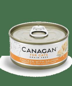 Canagan – Cat Chicken with Salmon Pollo + Salmone. 75Gr