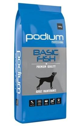 Podium - Professional Basic Fish 15Kg