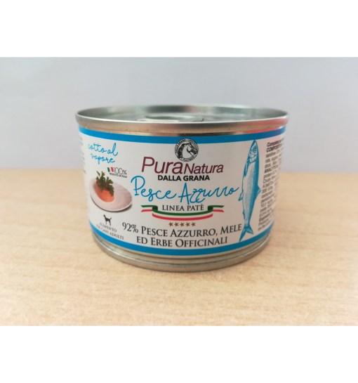 Pura Natura - Patè pesce azzurro con mele. 150gr
