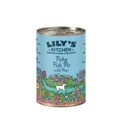 Lily's Kitchen - Tortino di Pesce con Piselli. 400gr