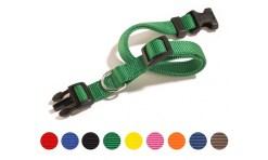 Camon - Collare Sgancio Regolabile Marrone 25mm