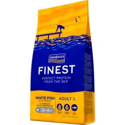 Fish4Dogs - Finest White Fish Adult large. 12kg