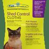 FURminator - Panno Cattura Peli Gatto. Shed Control 12x