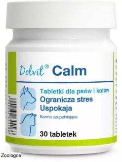Dolfos - Dolvit Calm 30 cani gatti. Situazioni di stress