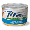 Life Cat Ricette - Umido Tonno. 150gr