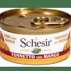 Schesir -Cat Fruit Tonno Mango. 75 gr