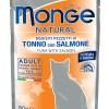 Monge - Cat Buste Natural Tonno Salmone 80gr
