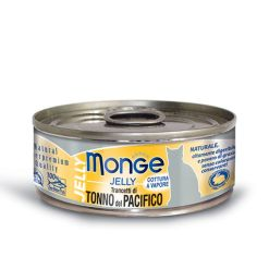Monge - Cat Jelly Trancetti Tonno 80gr