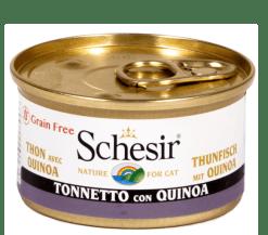 Schesir -Cat Tonno Quinoa Jelly. 85gr