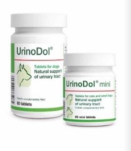 Dolfos - UrinoDol 60 cani gatti. Sostegno apparato urinario