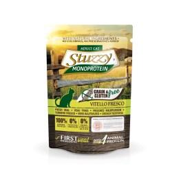 Stuzzy - Monoproteico Cat Busta Grain/Gluten Free Vitello. 85gr