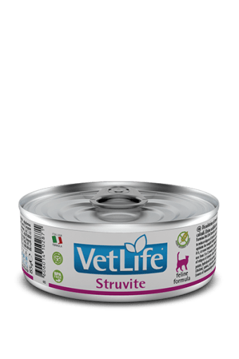 Farmina - Vet Life Umido Gatto Struvite. 85gr