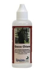 Union Bio - Gocce Chiare lavaggio perioculare per cavalli. 40ml