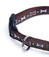 Record – Collare Ossicini in nylon. Taglia L