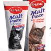 Sanal - Pasta gatti anti bolli di pelo. 100gr