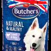 Butcher's - Natural & Healthy Paté con Agnello e riso. 390gr