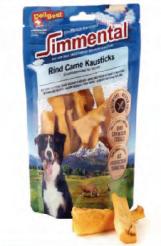 Delibest - Dog snack bastoncini di pelle di Manzo. 90gr