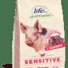 Life Cat Secco - Sensitive Maiale. 1.5kg
