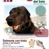Mangus del Sole - Dog SuperPremium Grain Free salmone trota 12kg con Itch-Eeze®