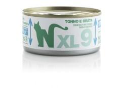 Natural Code - Cat Tonno e Orata in acqua di cottura. 170gr