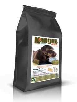Mangus del Sole - Superfood Dog Grain Free Manzo Angus. 12kg