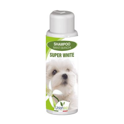 Union Bio - Super White Shampoo Dog per manti bianchi. 250ml