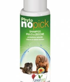 Union Bio - Phytonopick Shampoo protezione naturale per cani e gatti. 250ml