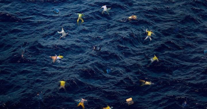 16.140 persone morte nel Mar Mediterraneo..