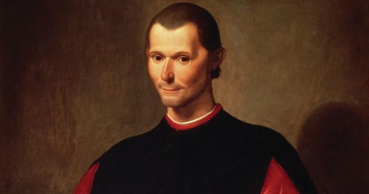 Nicolò Machiavelli, il Re delle Parole