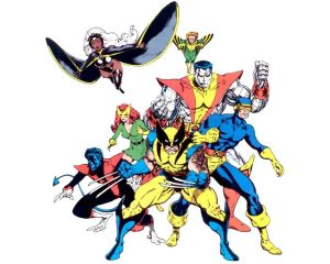 Classic X-Men Cover