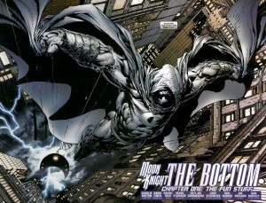 moon knight is crazy