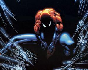 Spder-Man – web throne