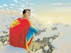 Superman's Smirk