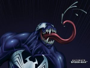 Ultimate Venom is Gooey
