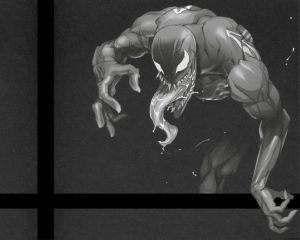 Venom Window Sketch