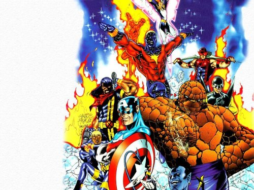 Avengers and X-Men