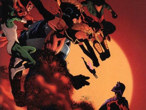 Avengers Vs Magneto