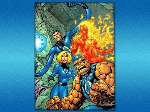 Fantastic Four Rage