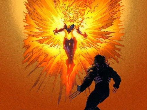Phoenix Vs Wolverine