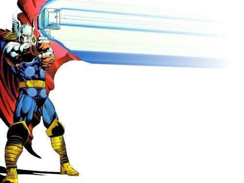 Thor – Power Blast