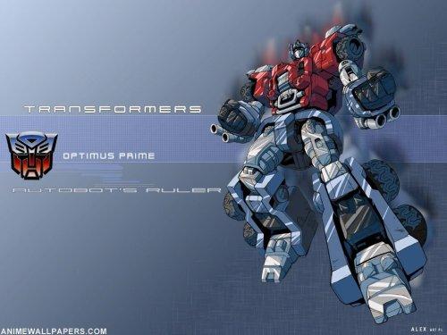 transformers – optimus prime