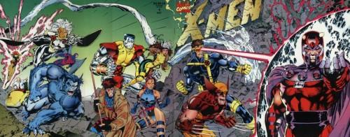 X-Men 1 Cover