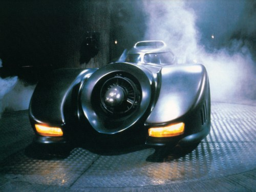 Batman Returns – Batmobile