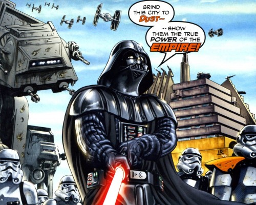 Darth Vader – Show Them The TRUE power of the EMPIRE