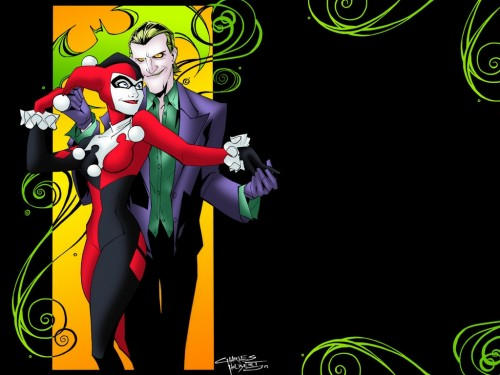 Joker and Harley