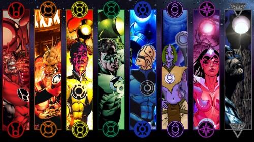 The Lantern Corps