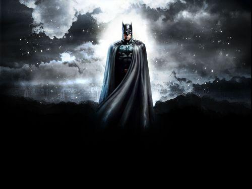 batman is slick