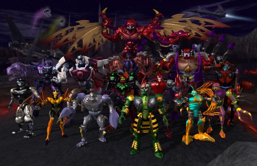 beast wars characters
